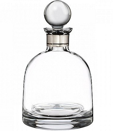 Image of Waterford Elegance Crystal Decanter with Round Stopper