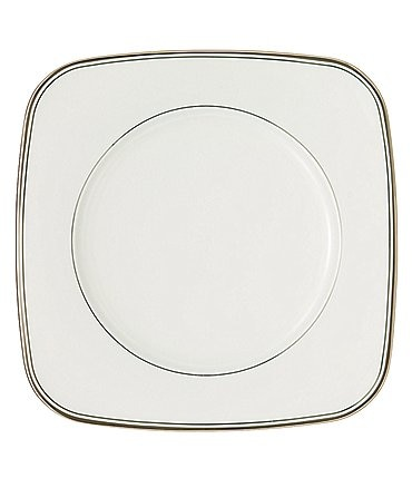 Image of Waterford Kilbarry Platinum Bone China Accent Salad Plate