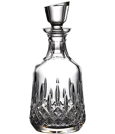 Image of Waterford Lismore Crystal Bottle Decanter