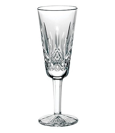 Image of Waterford Lismore Crystal Continental Champagne Flute