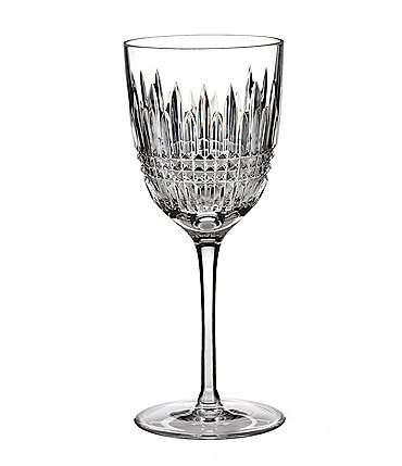 Image of Waterford Lismore Diamond Red Wine Glass