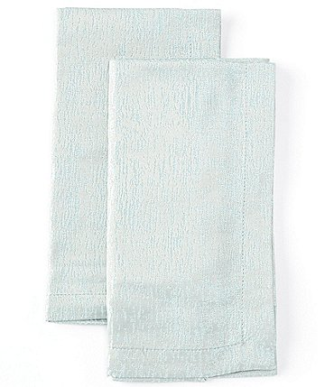 Image of Waterford Lunar Jacquard Napkins, Set of 2