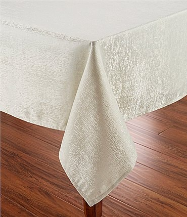 Image of Waterford Lunar Jacquard Tablecloth