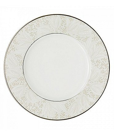 Image of Waterford Padova Platinum Bone China Accent Salad Plate