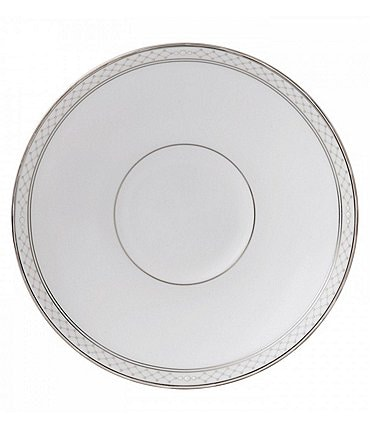 Image of Waterford Padova Platinum Bone China Saucer
