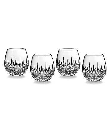Image of Waterford Southbridge Stemless Wine Glasses, Set of 4