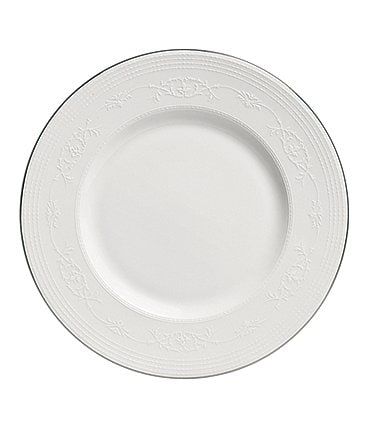 Image of Wedgwood English Lace Bone China Accent Plate