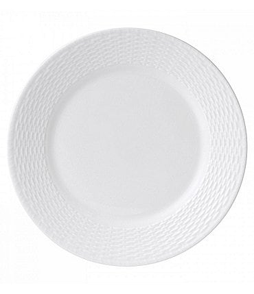 Image of Wedgwood Nantucket Basket Dinner Plate