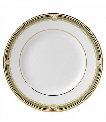 Image of Wedgwood Oberon Vine & Flora Gold Bone China Bread & Butter Plate