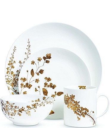 Image of Wedgwood Vera Jardin 4-Piece Place Setting