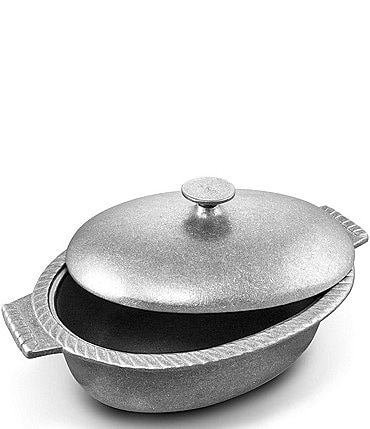Image of Wilton Armetale Gourmet Grillware Chili Pot with Lid