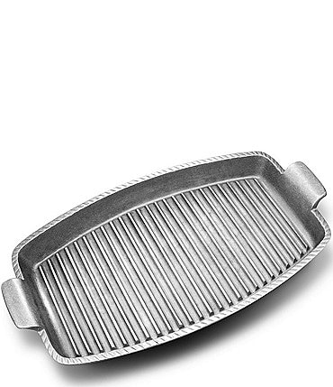Image of Wilton Armetale Gourmet Grillware Grill Pan