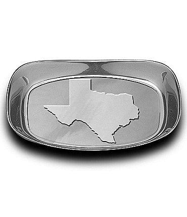 Image of Wilton Armetale Texas Bread Tray