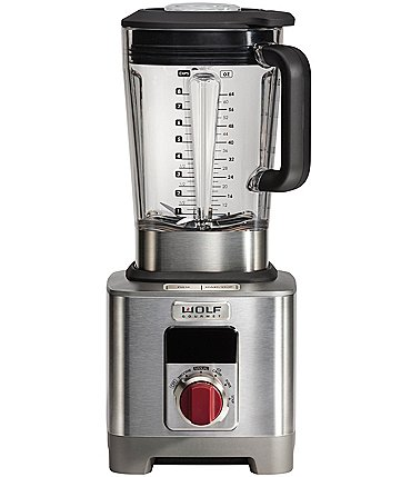 Image of Wolf Gourmet Blender With Red Knob