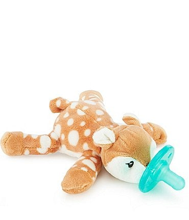 Image of WubbaNub Fawn Pacifier