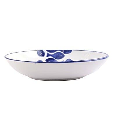 Vietri Lastra Serving Bowl Las 2631 Color Gray Shefinds