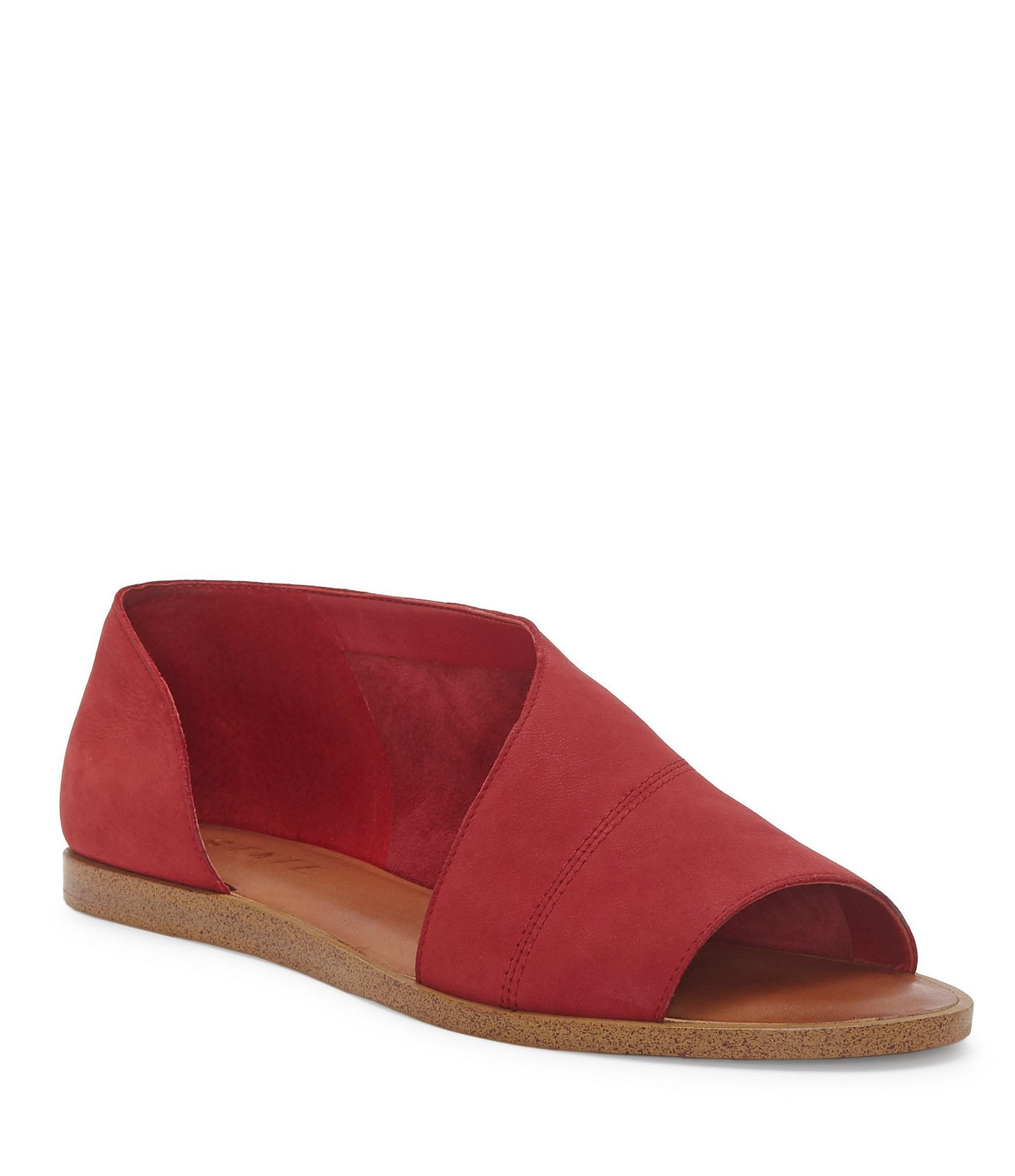1 State Celvin D Orsay Open Toe Flats