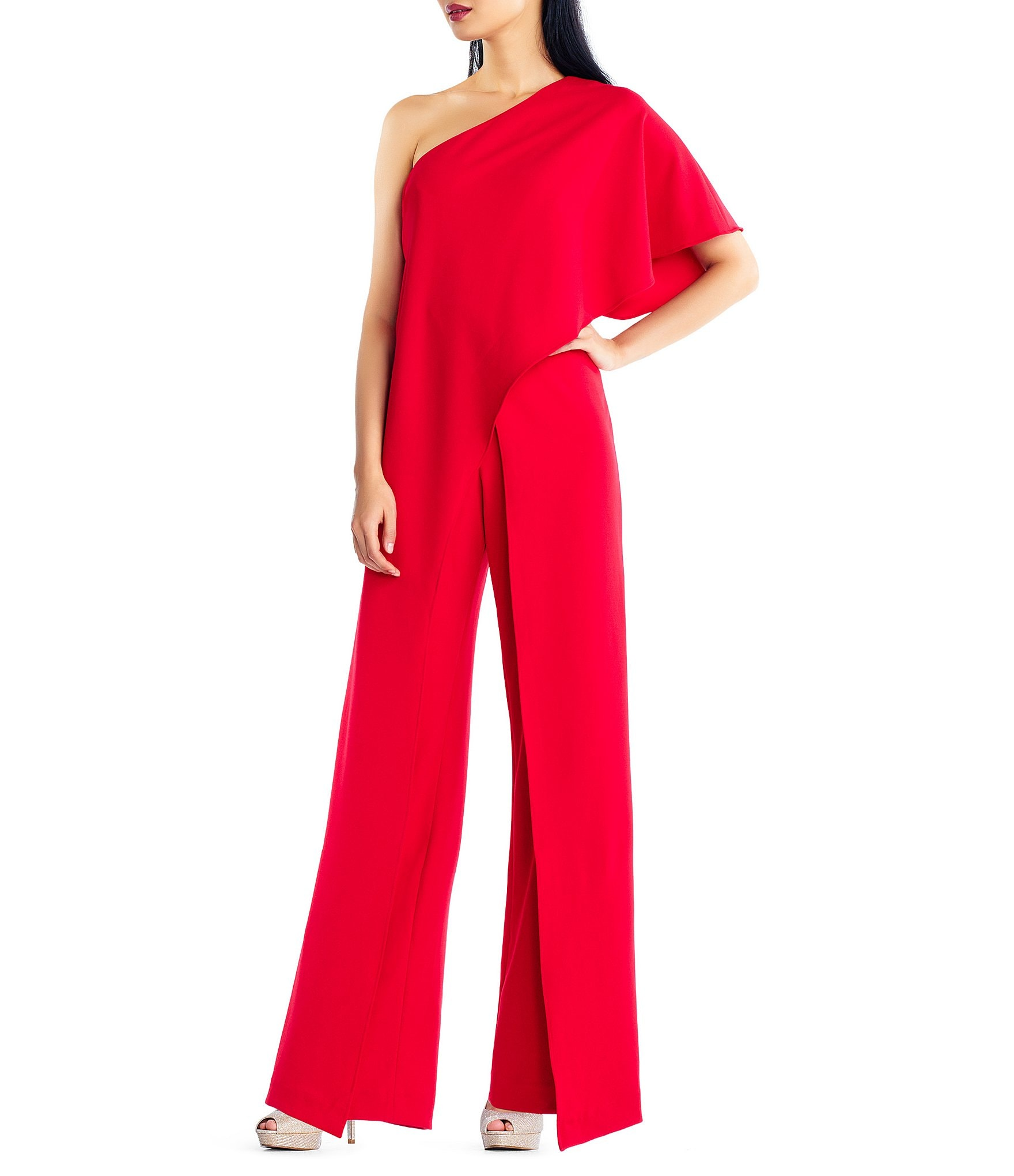 34f64443a8 red jumpsuit  Women s Clothing   Apparel