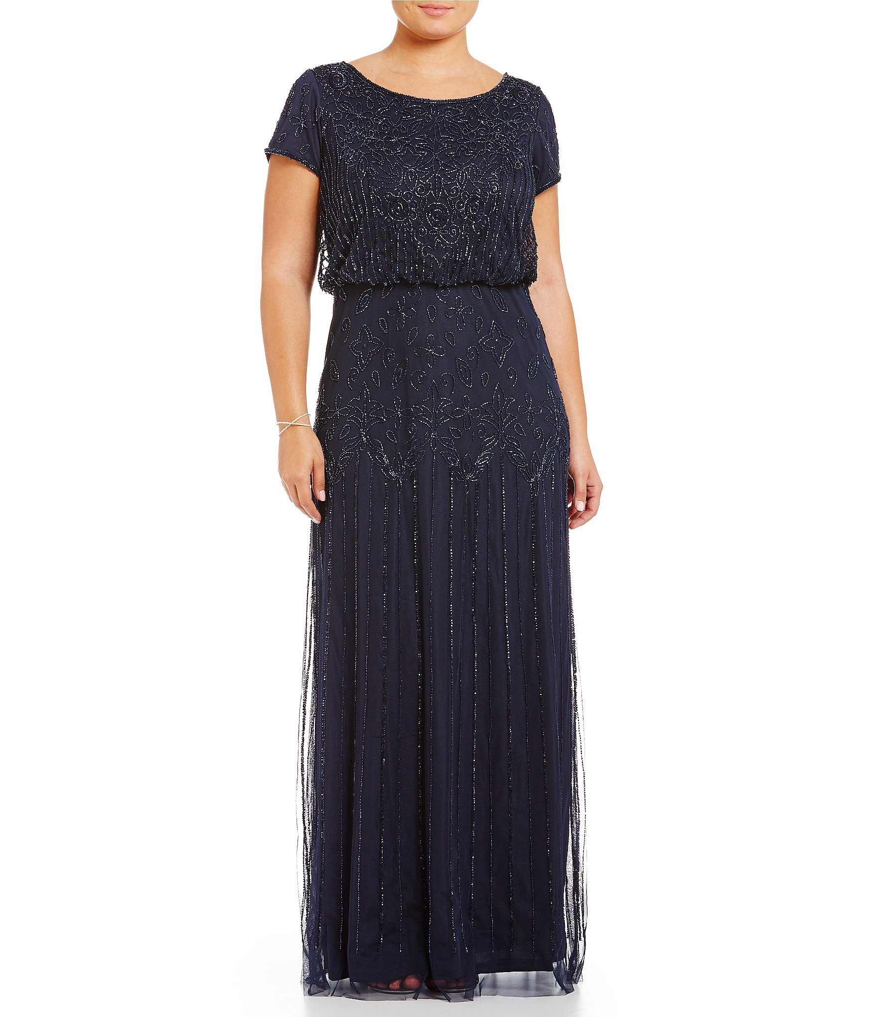 4813f4f893 Plus-Size Formal Dresses   Gowns