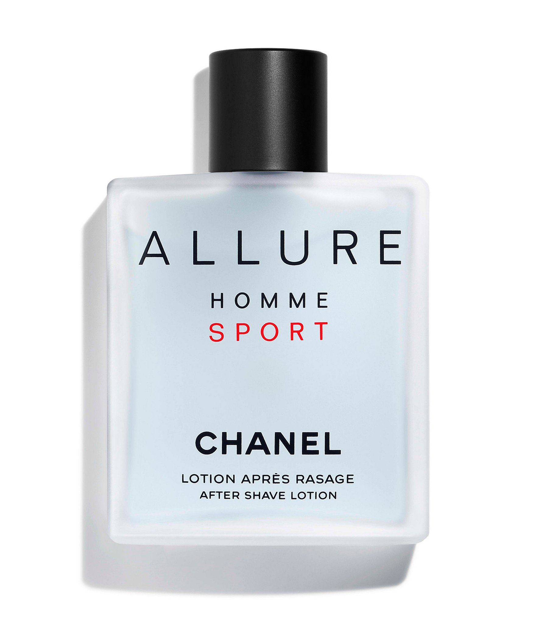 fd254def CHANEL ALLURE HOMME SPORT AFTER SHAVE LOTION