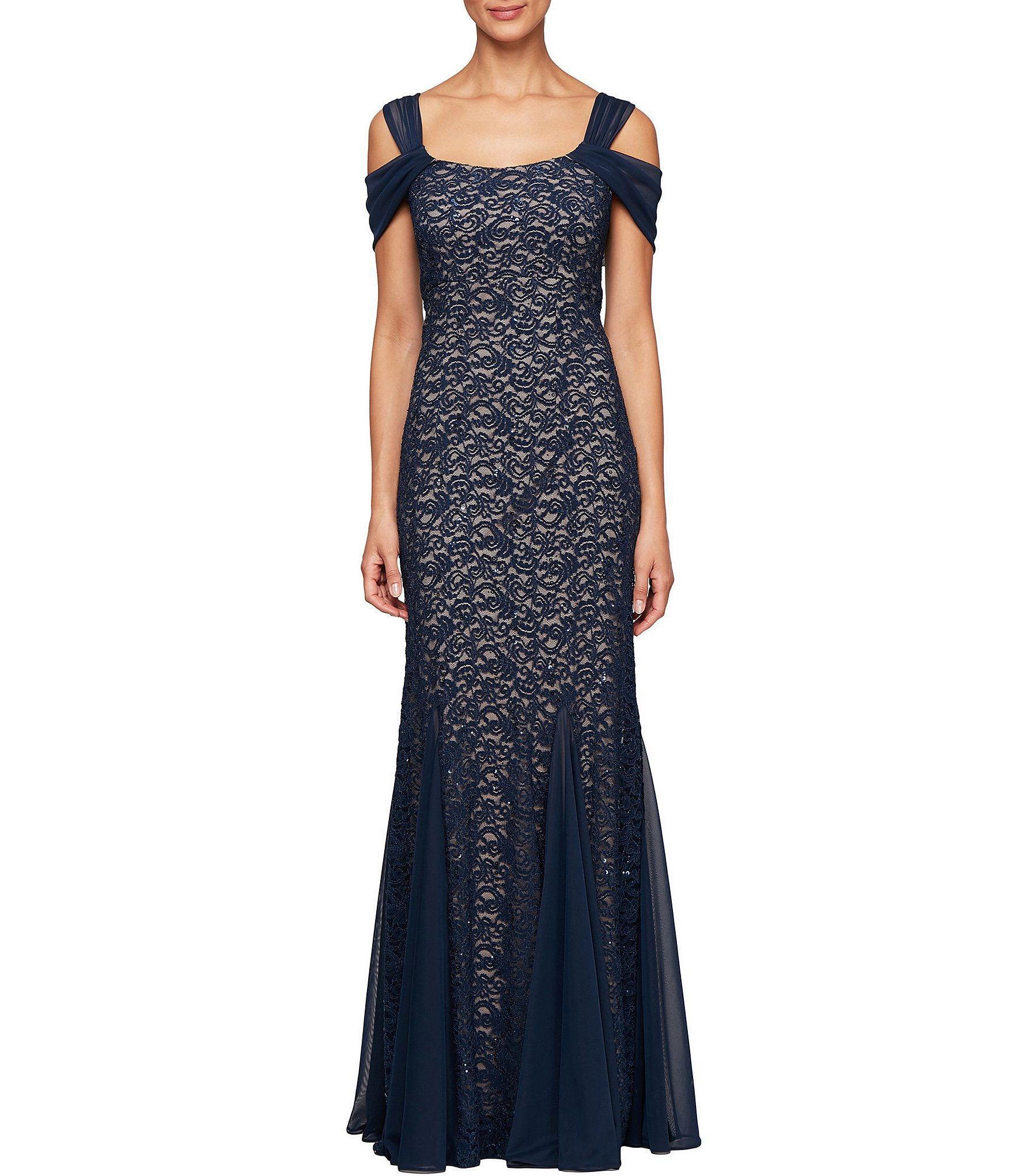 28e53c1778f cold shoulder: Women's Dresses & Gowns | Dillard's