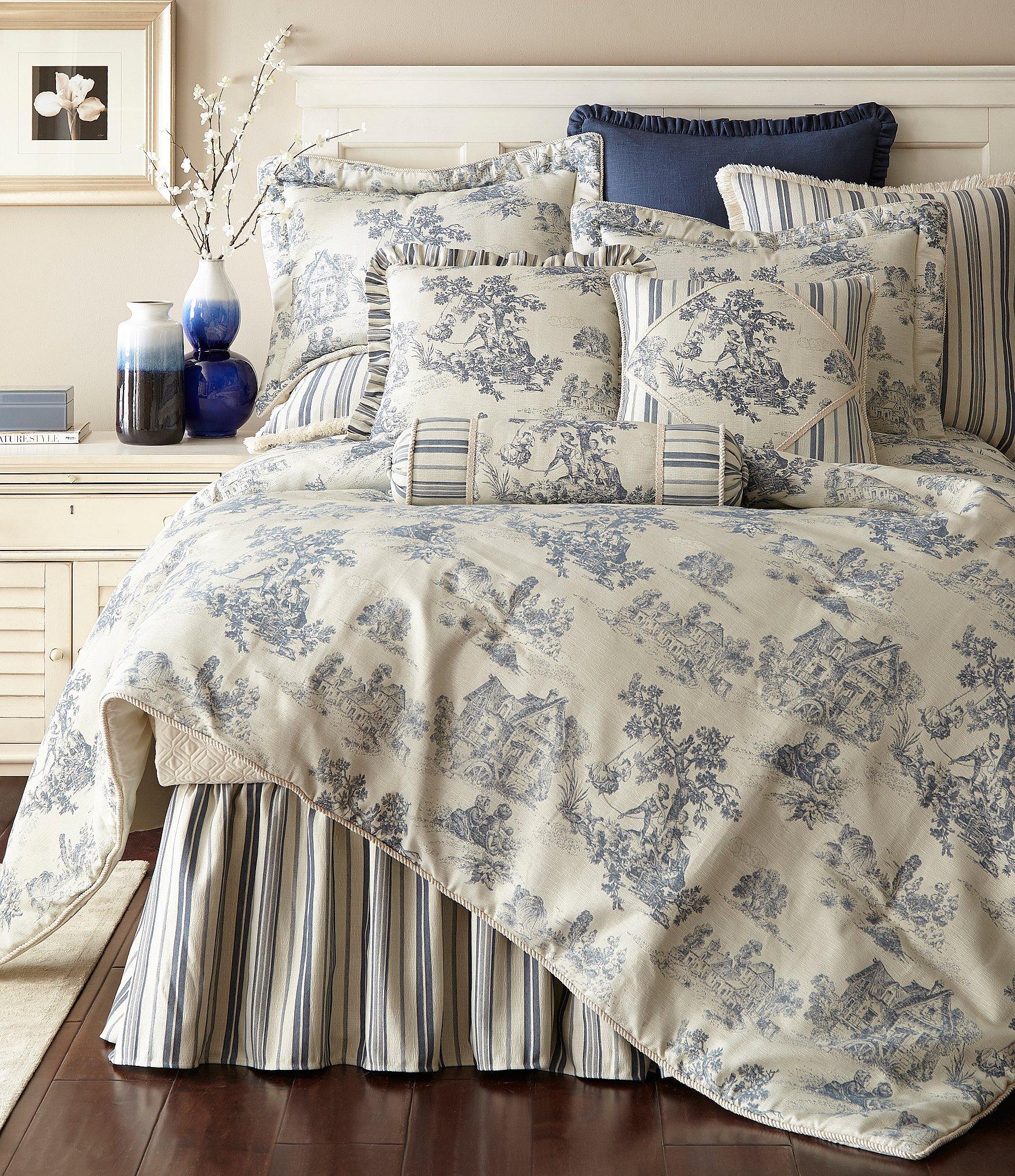 Austin Horn Classics Cosmopolitan Toile Comforter Mini Set Dillard S