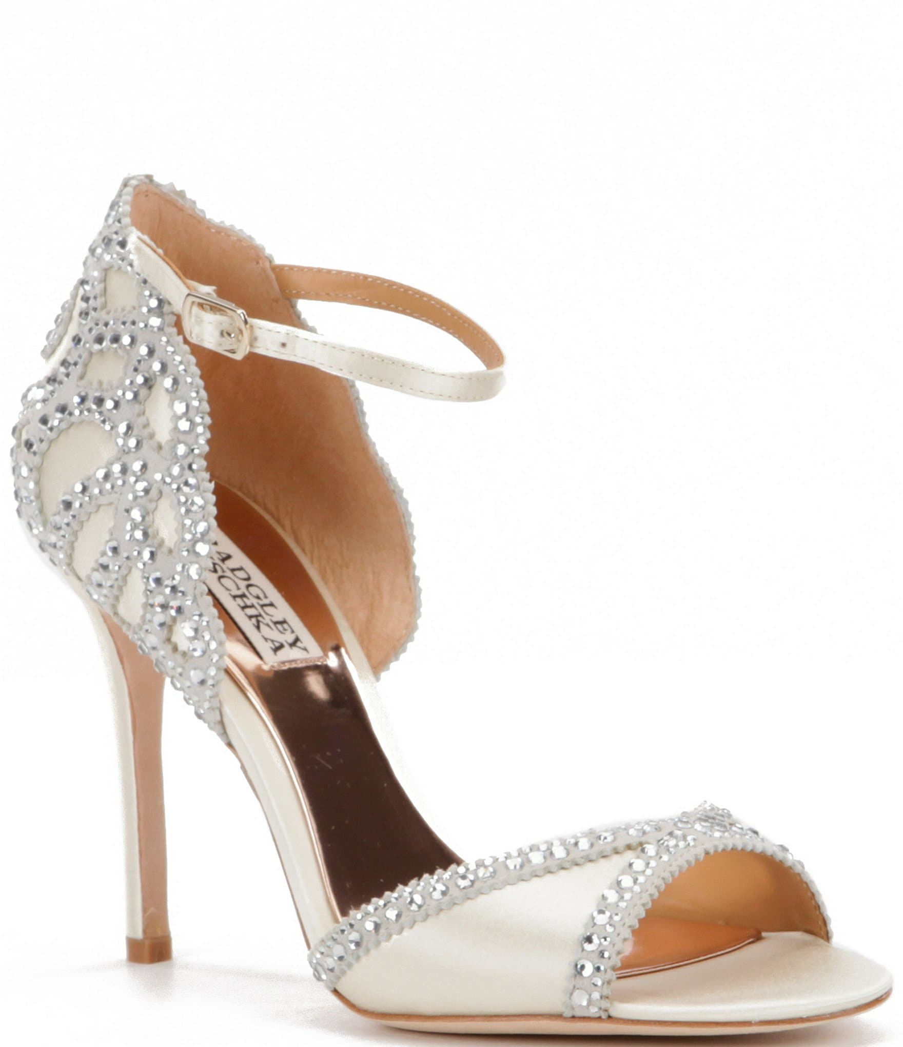 82edae7ebd1 Badgley Mischka Women s Bridal   Wedding Shoes