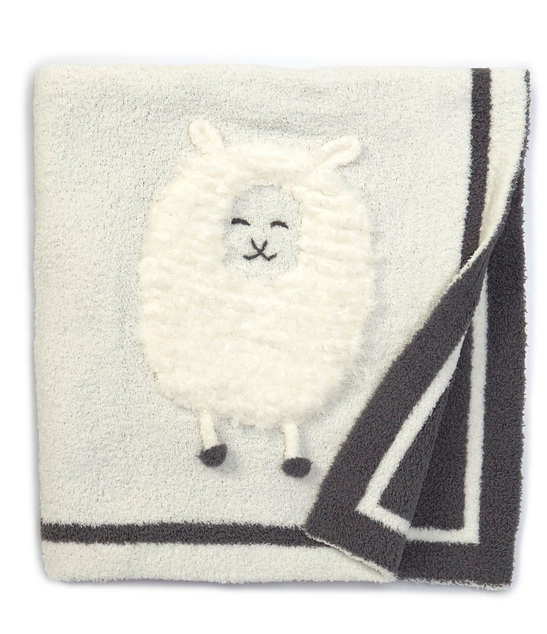 Barefoot Dreams Cozychic Lamb Baby Blanket Dillard S
