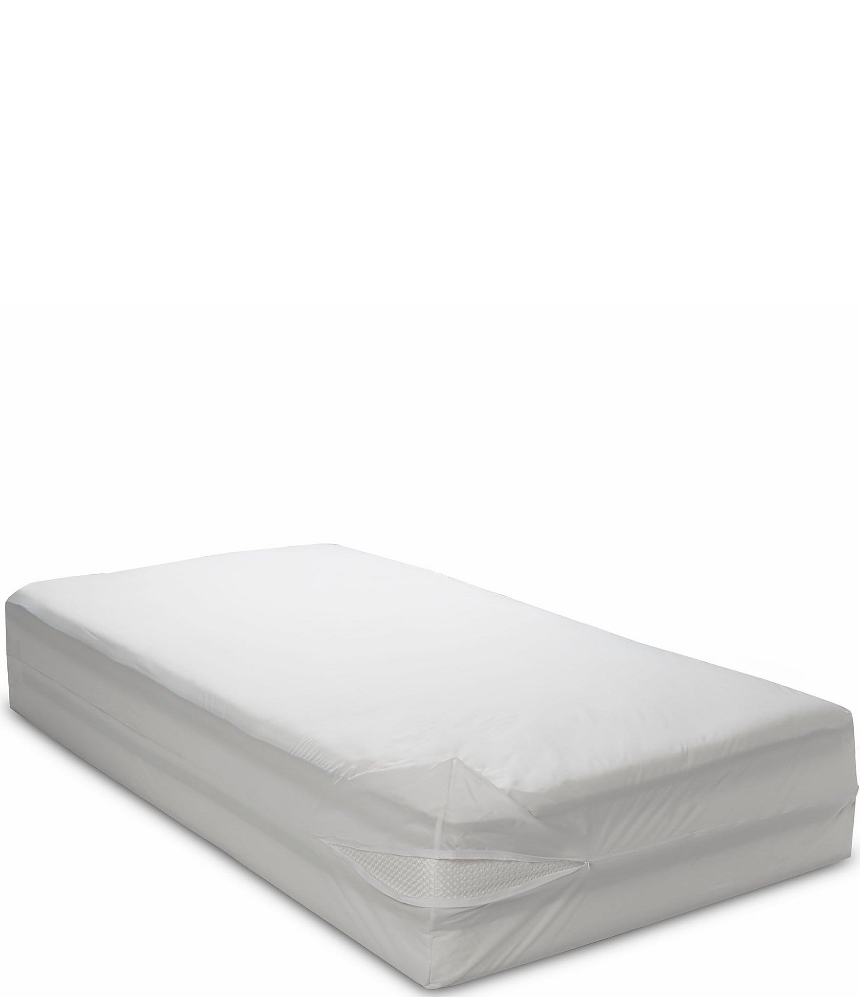 Bed Bug Mattress Cover.Bedcare All Cotton Allergy And Bed Bug Proof 9 Mattress Cover