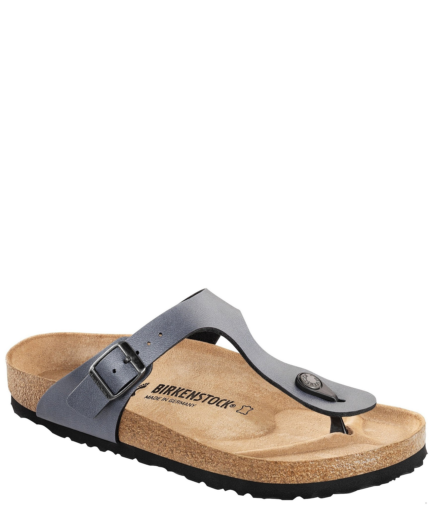 a60cf6dfbcd Birkenstock Gizeh Adjustable Strap Thong Sandals