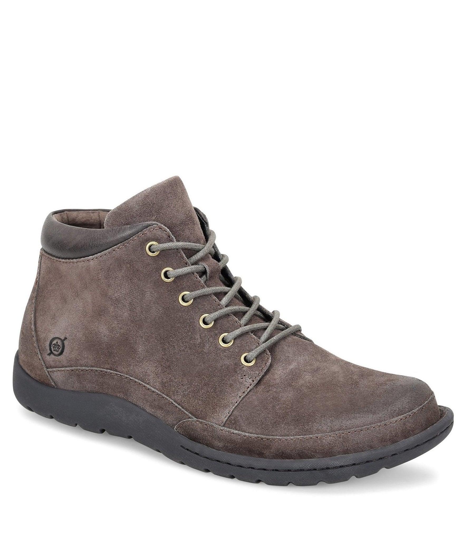 Born Men S Nigel Distressed Suede Boots Dillards