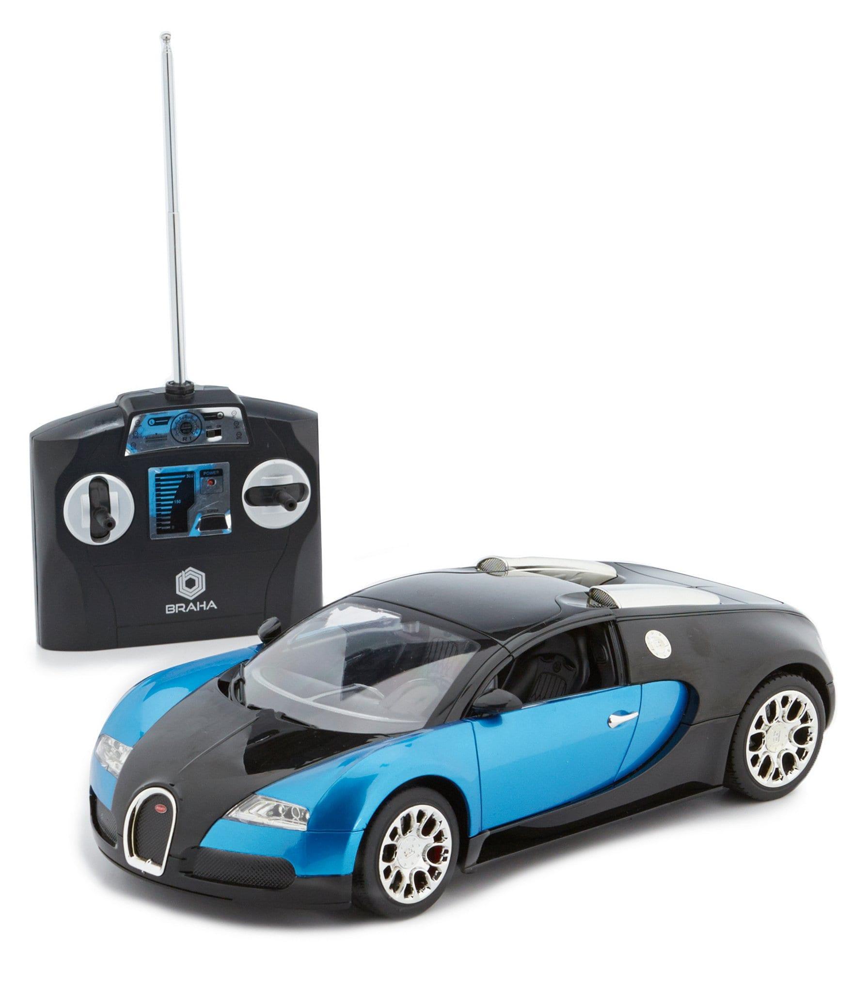braha bugatti veyron remote control car dillards. Black Bedroom Furniture Sets. Home Design Ideas