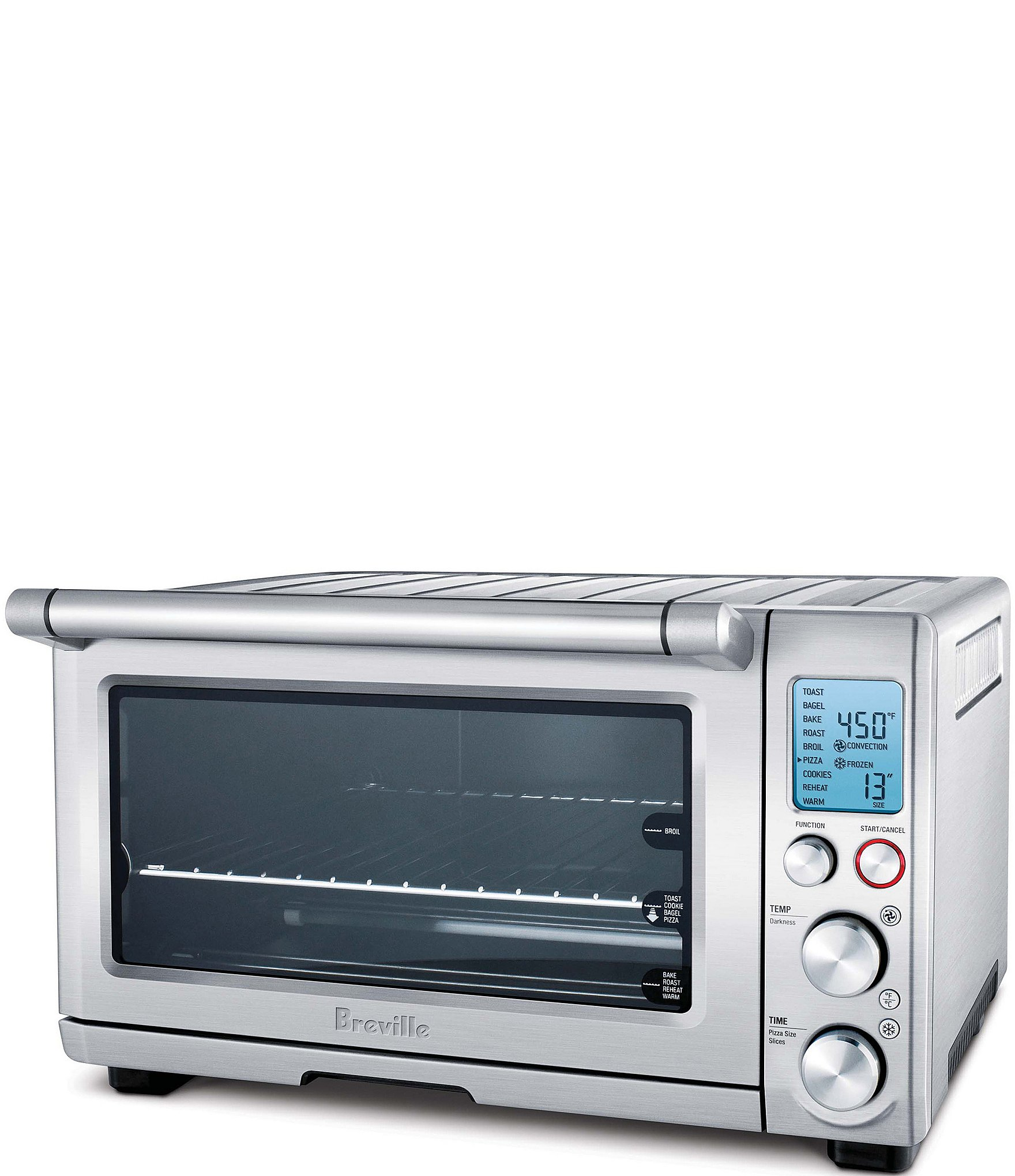 Breville Smart Oven 174 9 Functions Brushed Stainless Steel