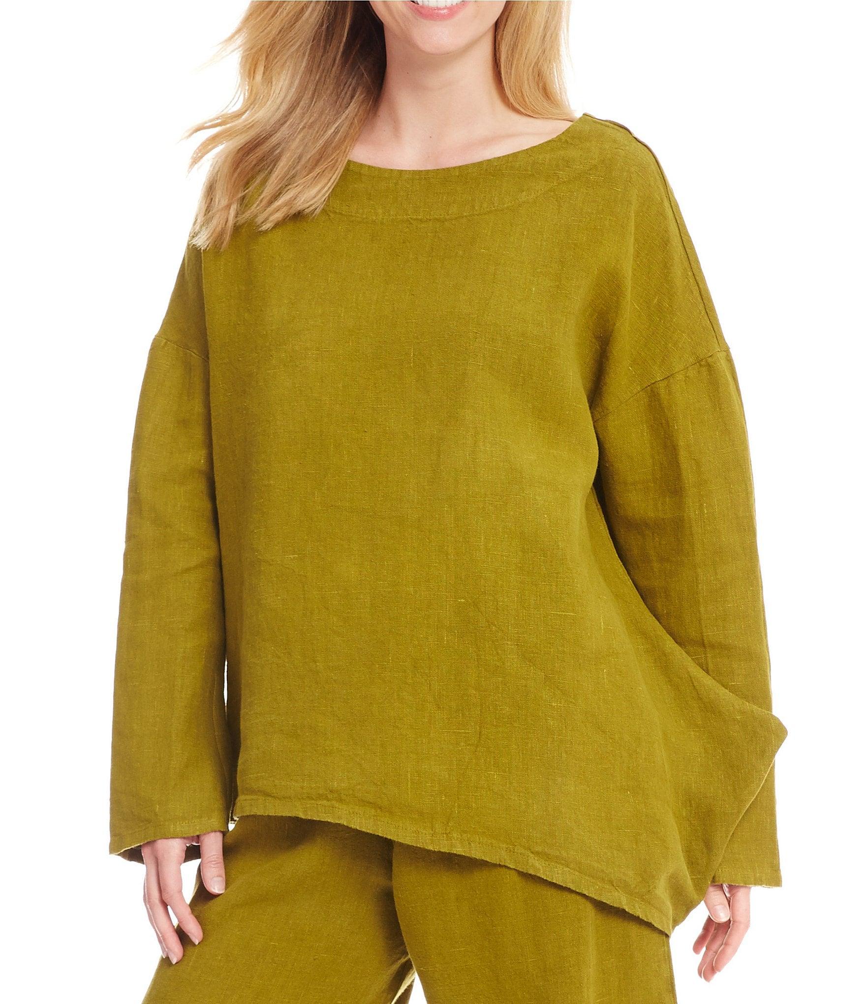 Bryn Walker Heavy Linen Evie Shirt