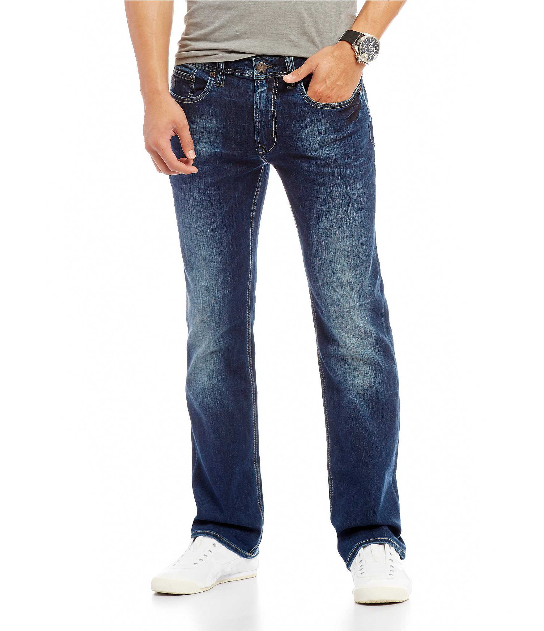 amazing selection sale retailer best sneakers Buffalo David Bitton King-X Slim Bootcut Jeans