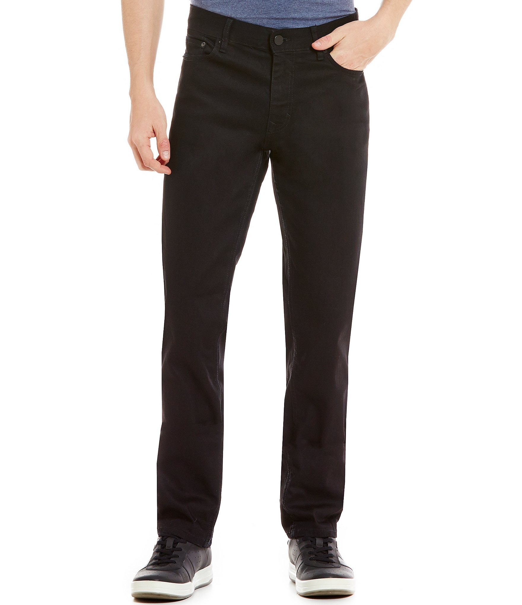calvin klein jeans slim straight jeans dillards. Black Bedroom Furniture Sets. Home Design Ideas