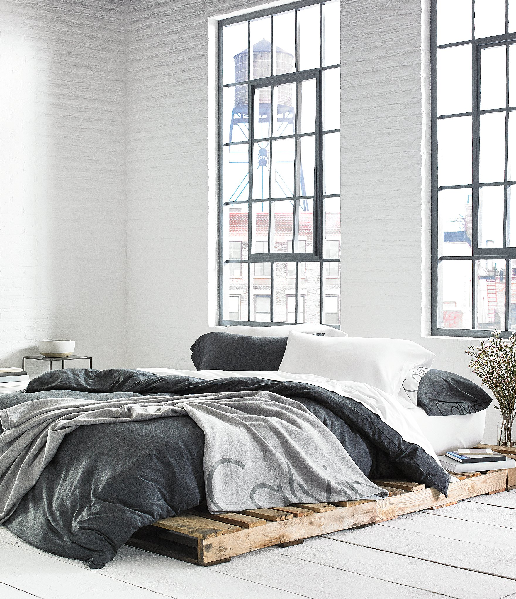 Calvin Klein Modern Cotton Collection Body Duvet Dillards