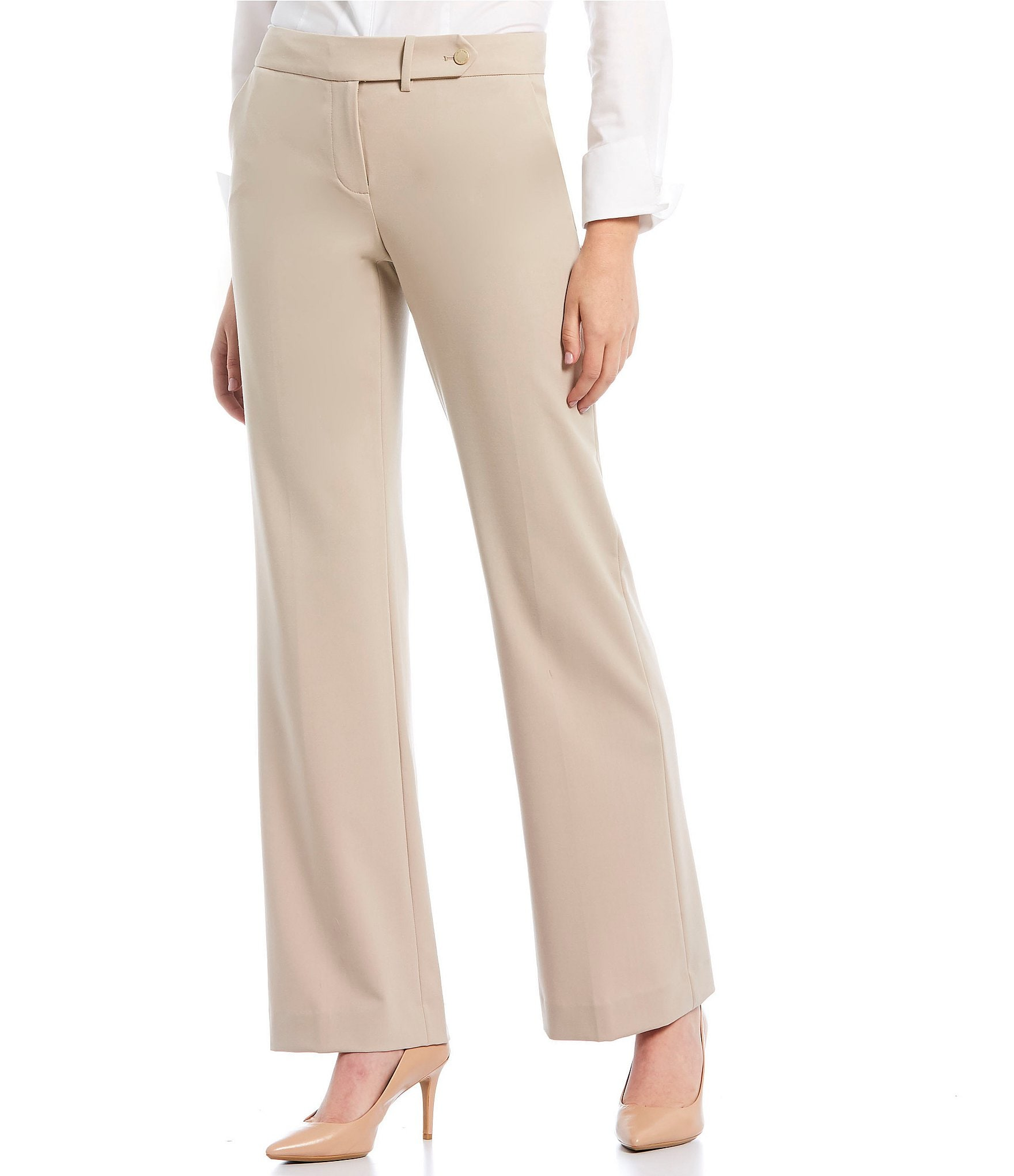 63f88601 slacks: Women's Petite Clothing | Dillard's
