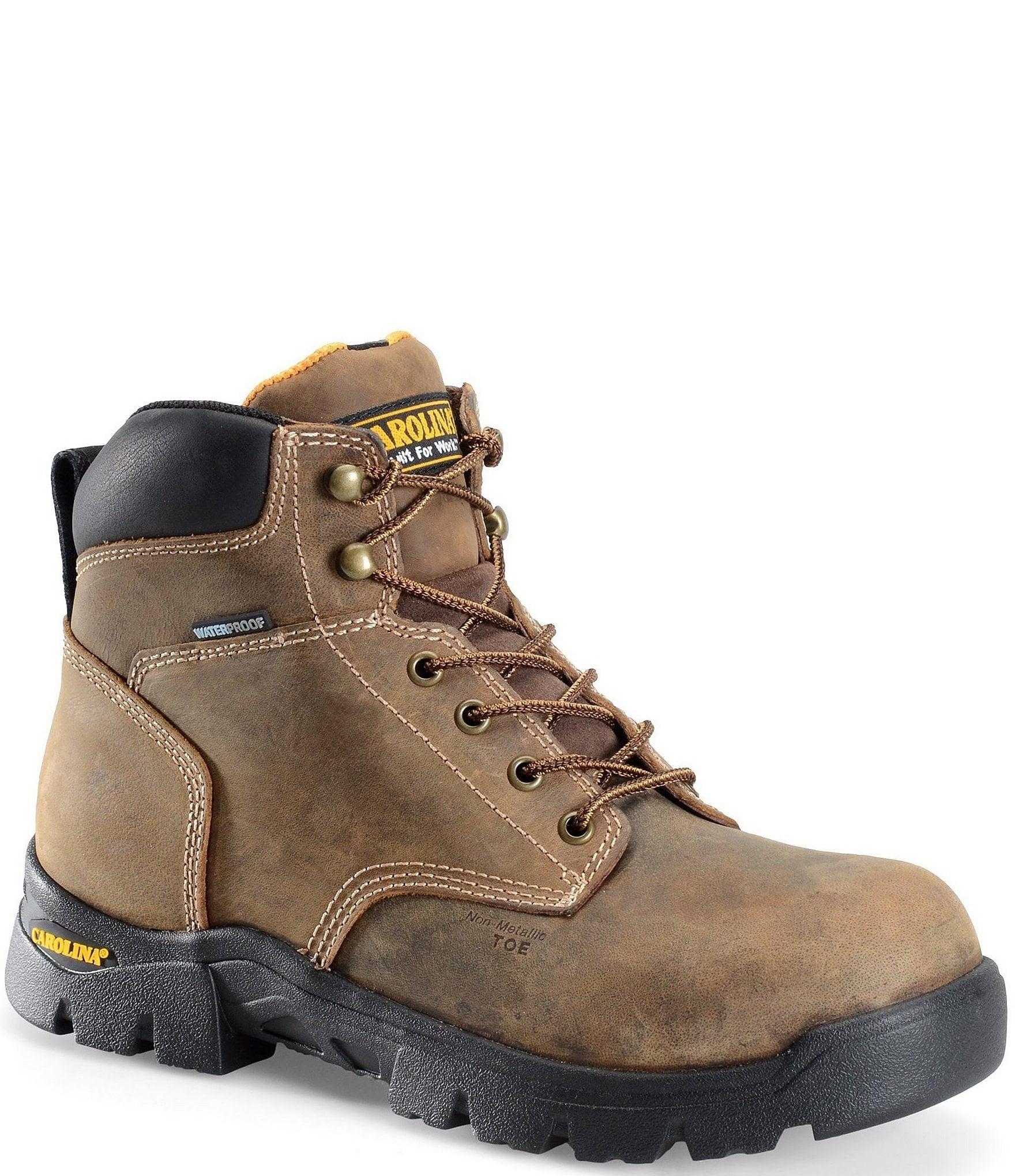 f9c4a6c783f Carolina Men's Circuit 6#double; Waterproof Composite Toe Work Boots