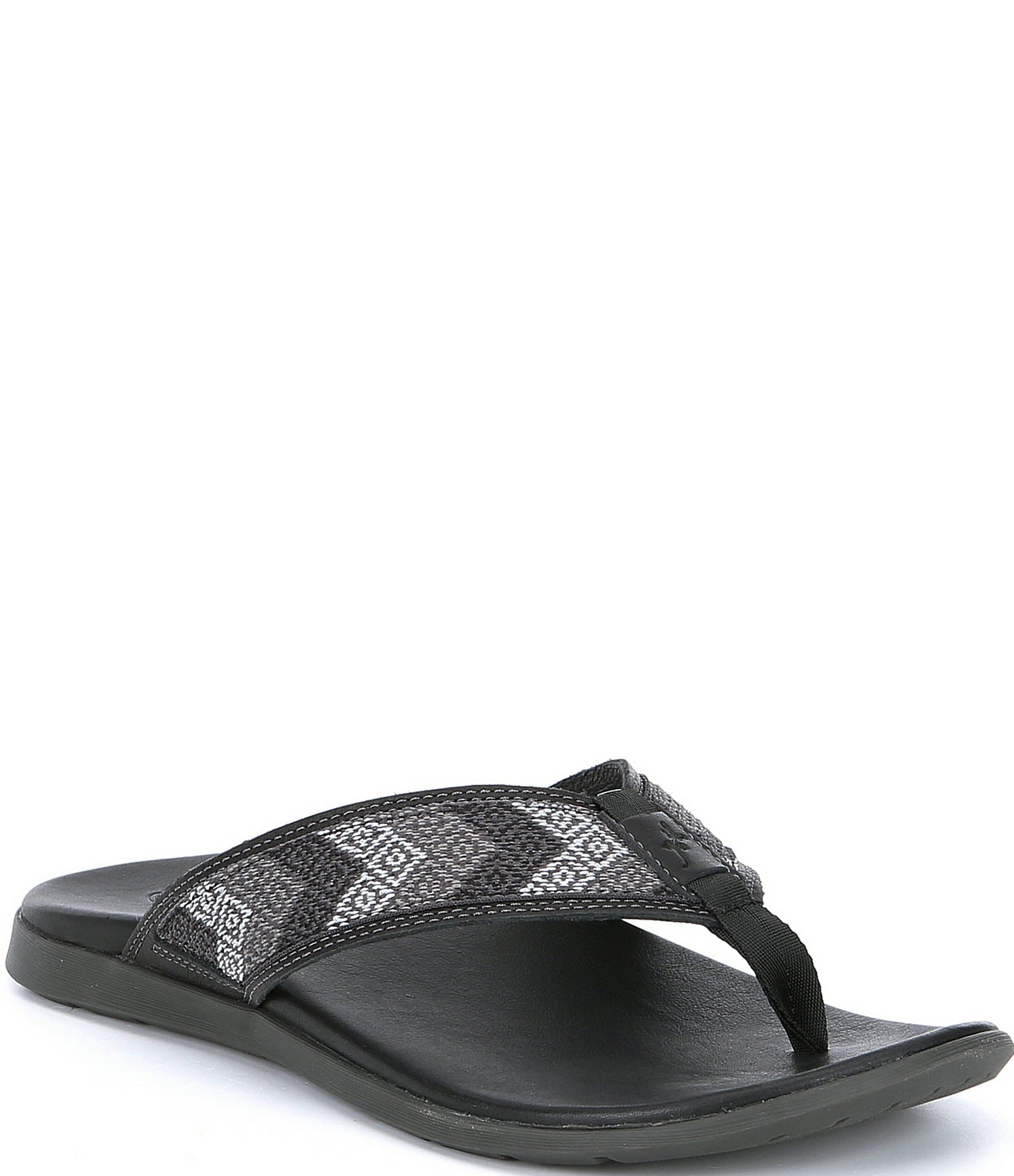 Chaco Men's Marshall Leather Flip Flop