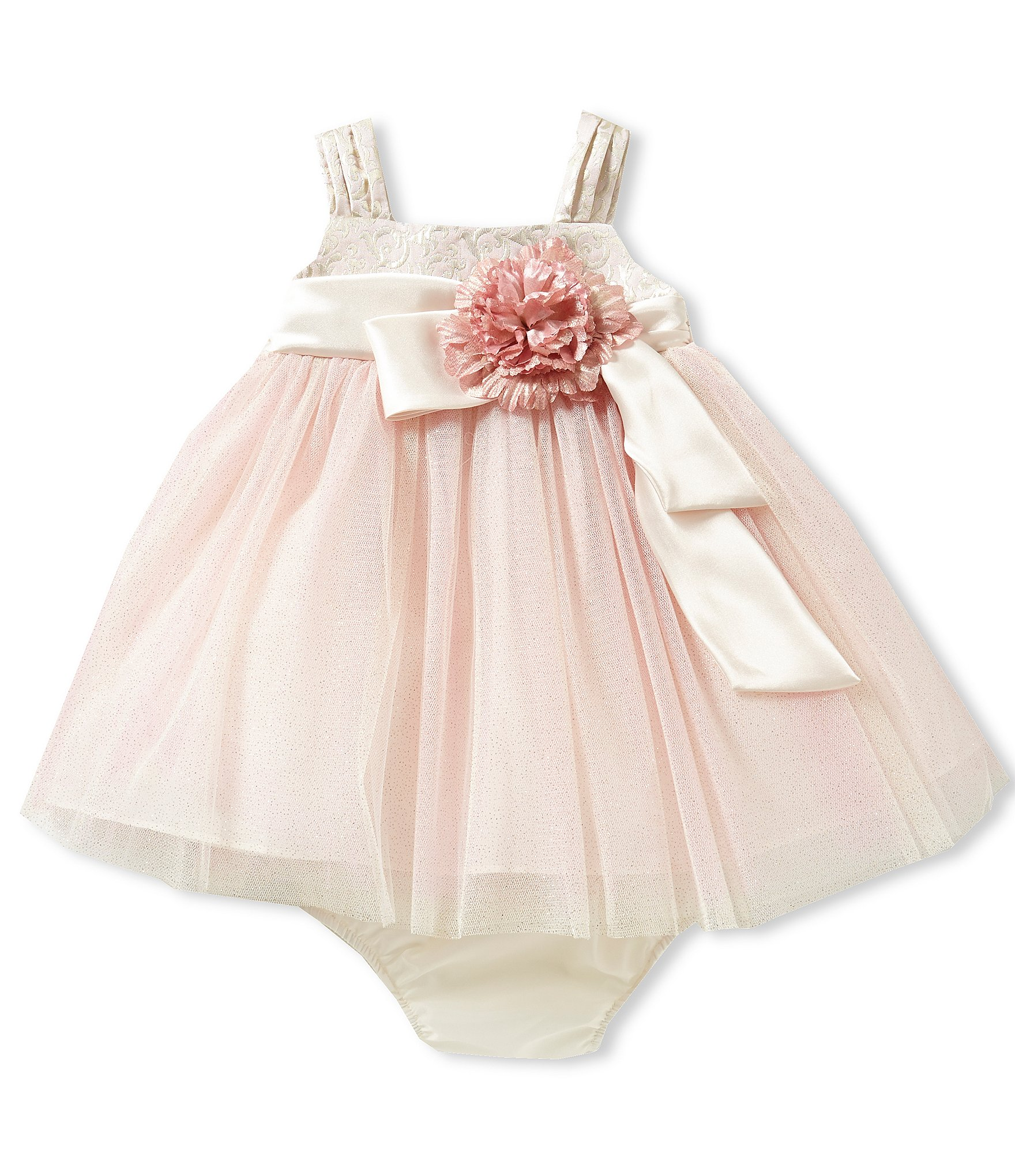 Find a wide selection of baby blessing dresses, temple clothing, and other white clothing. We also sell modest dresses for women.