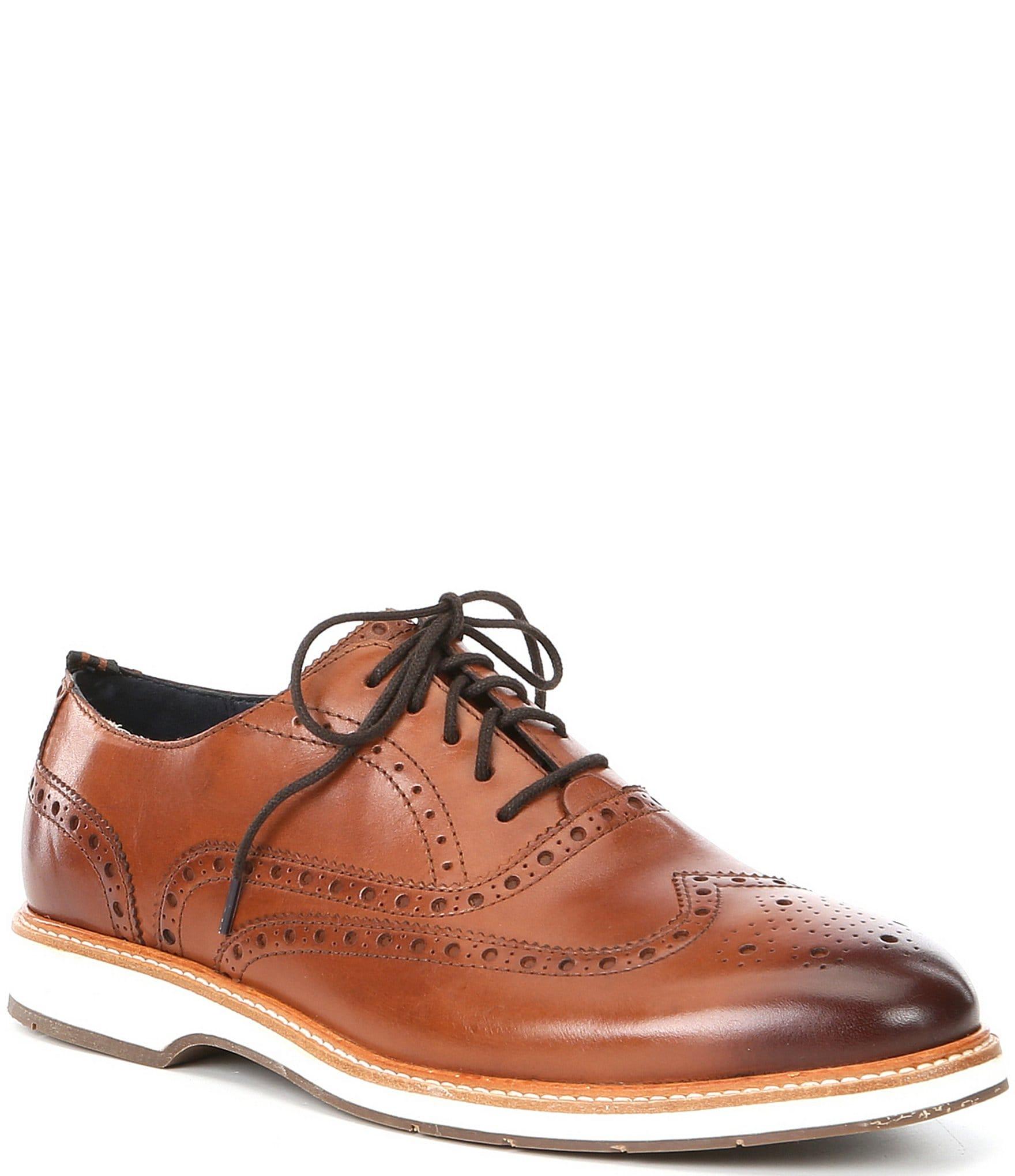 Cole Haan Men's Morris Leather Wingtip