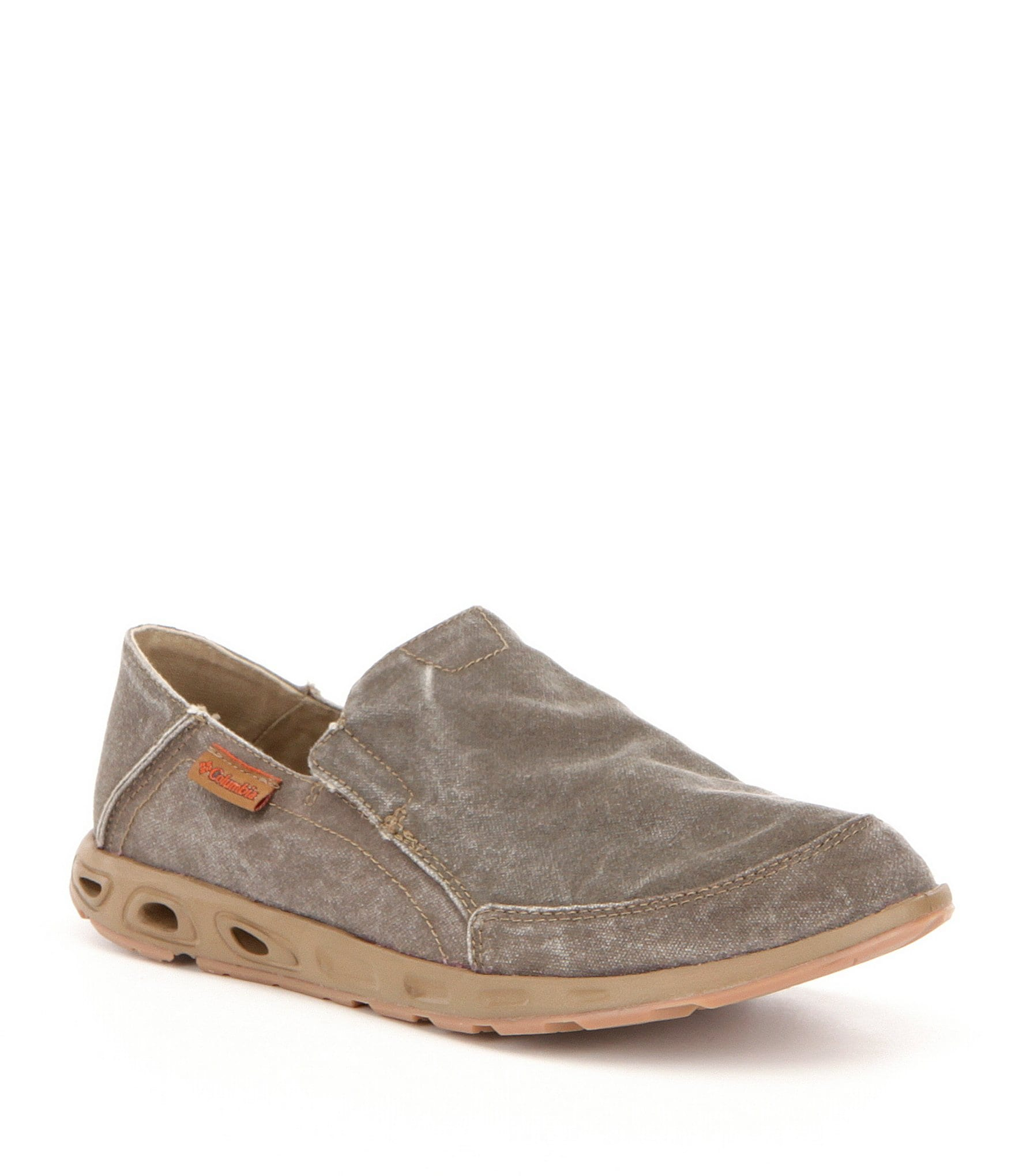 columbia sunvent boat shoes dillards