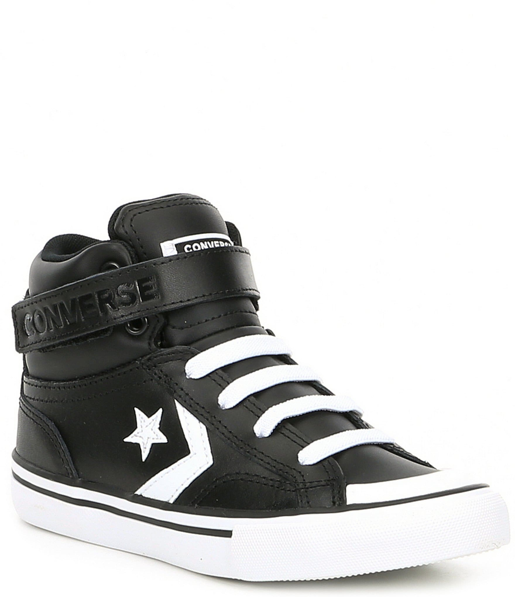 Converse Boys' Pro Blaze Strap High Top | Dillard's