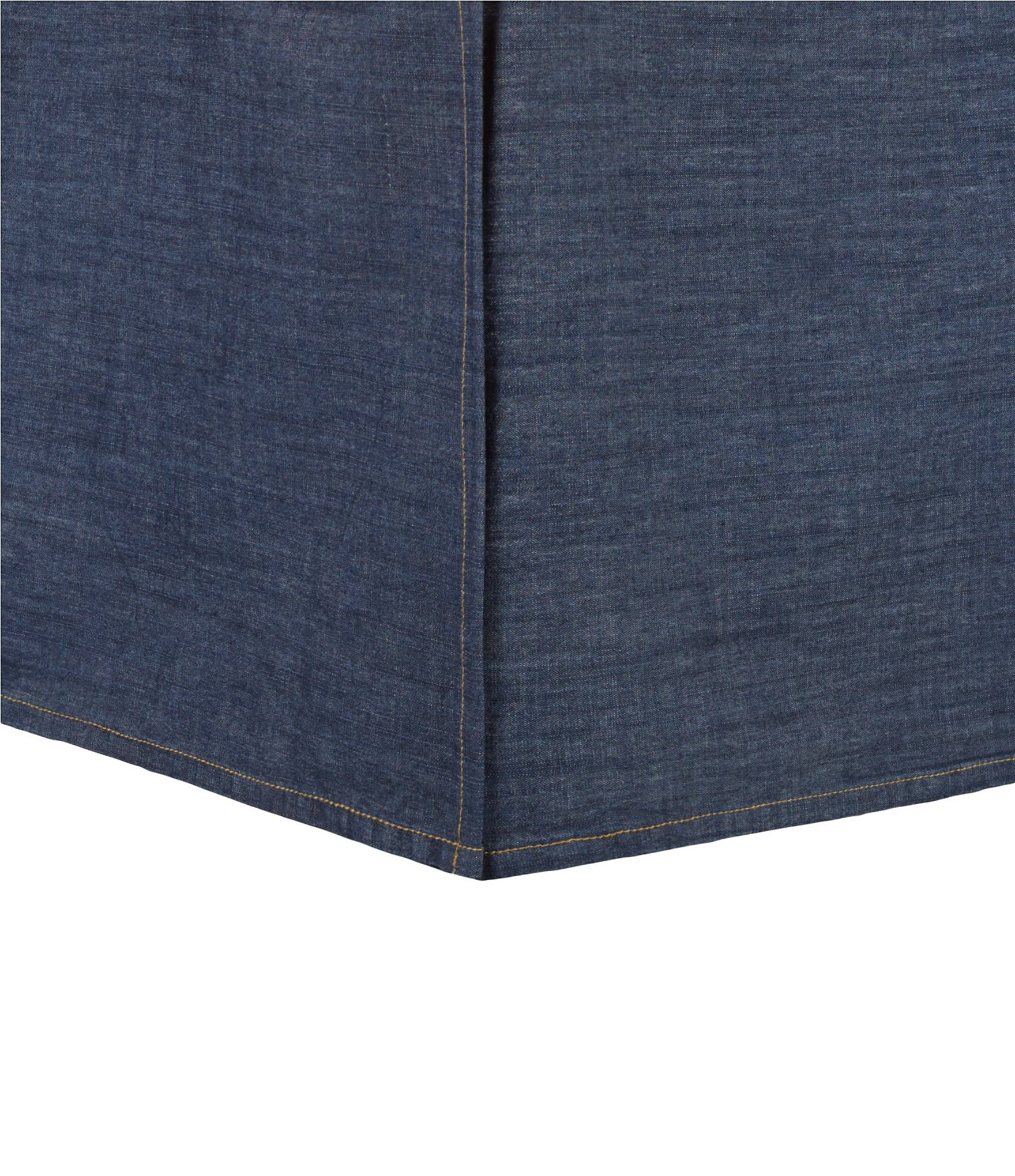 Cremieux Denim Bedskirt Dillards