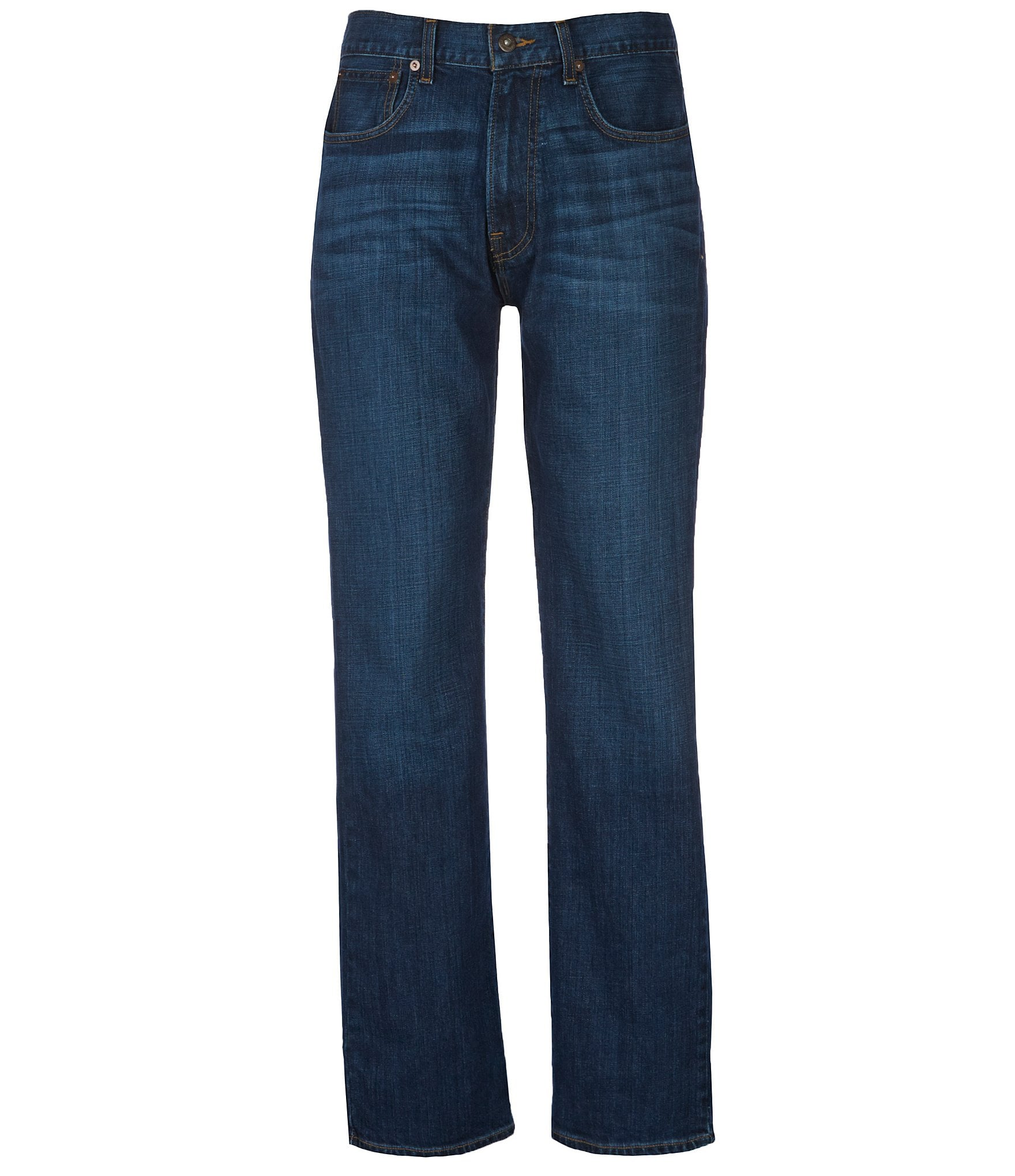 promo code 88ea9 fff3a Cremieux Jeans Straight-Fit Stretch Jeans