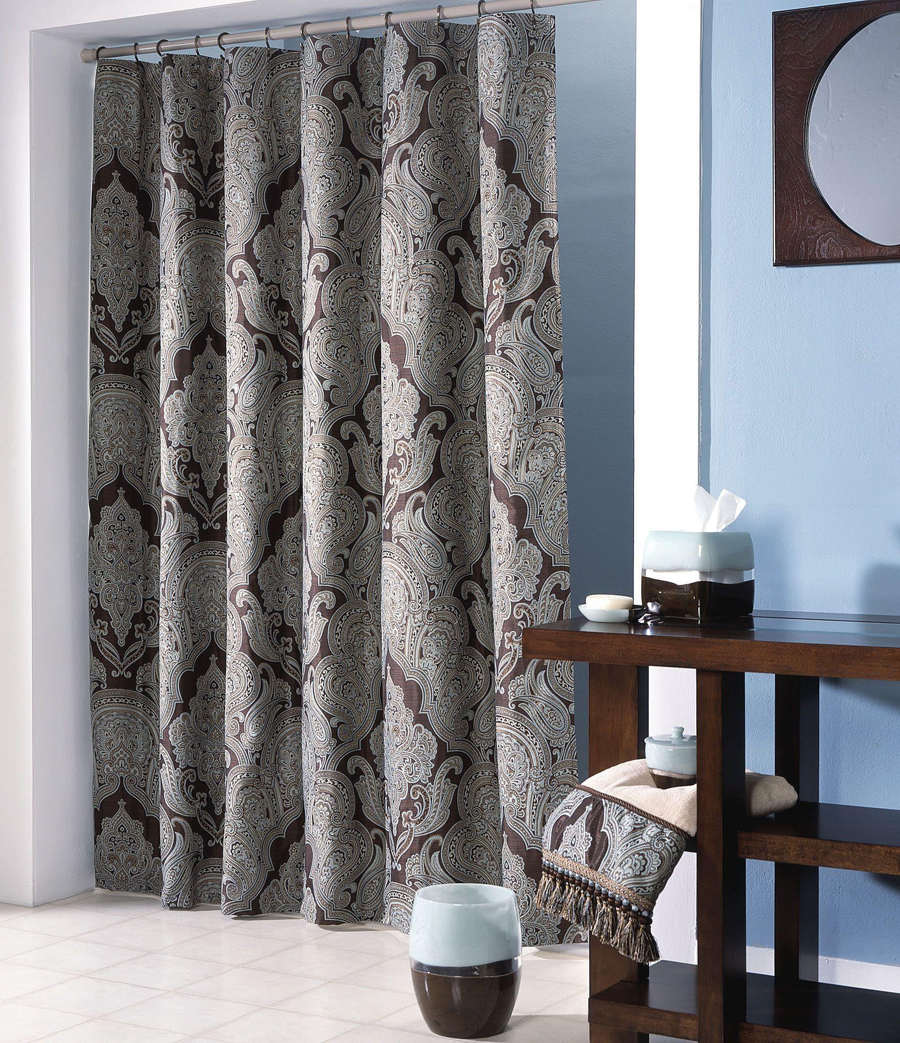 Croscill Royalton Shower Curtain Dillards