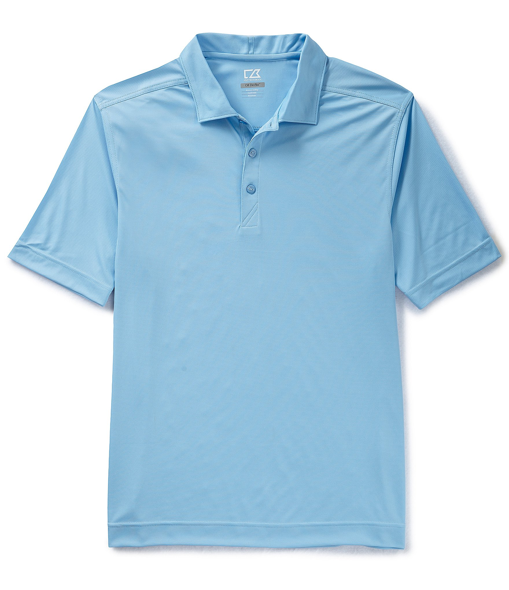 Cutter buck golf drytec northgate polo shirt dillards for Cutter buck polo shirt size chart