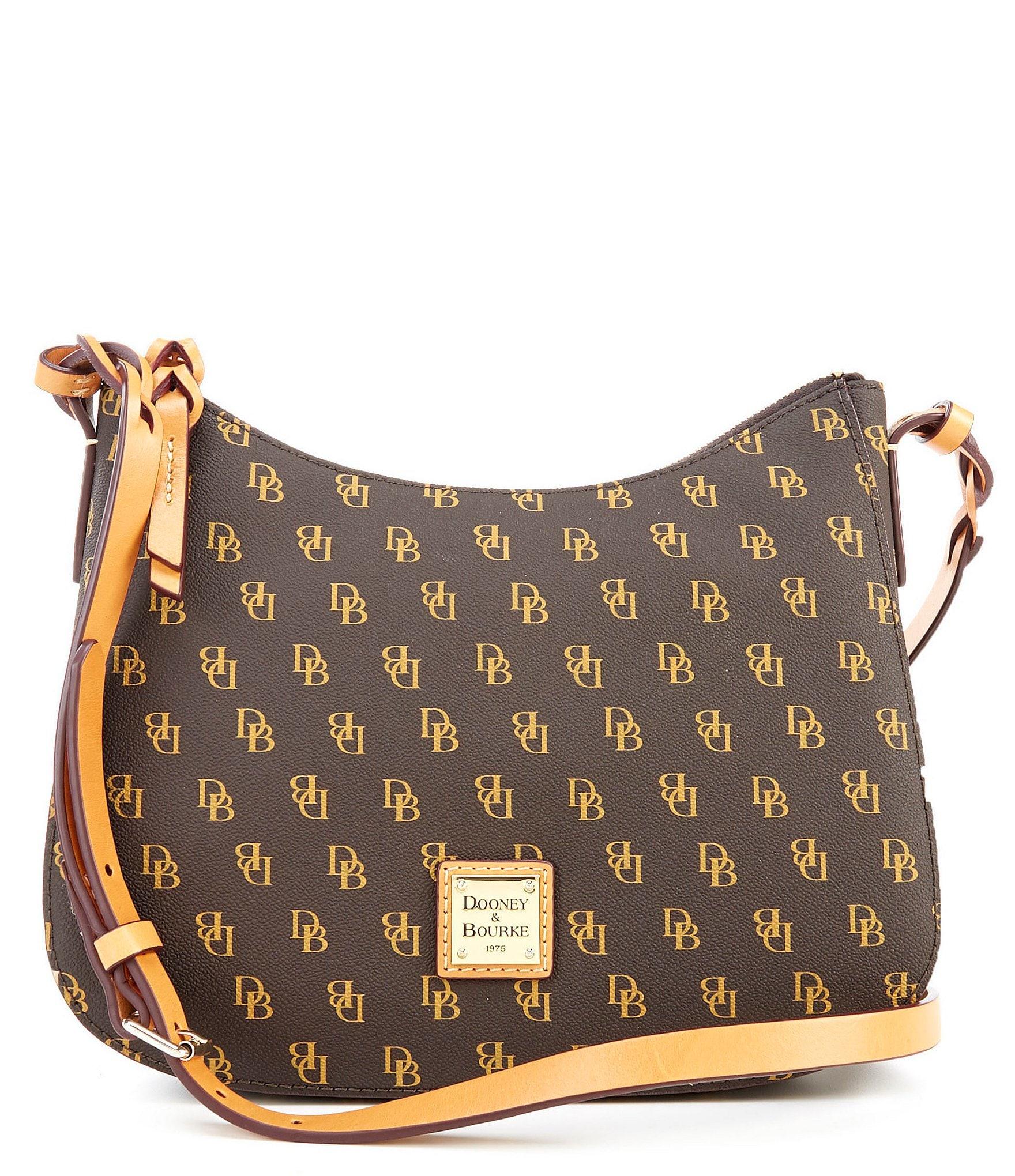 Dooney & Bourke Blakely Collection Tracy Signature Crossbody Bag   Dillard's