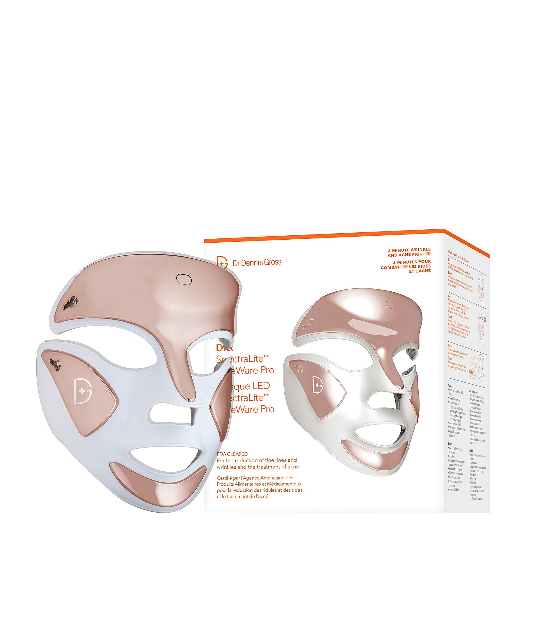 Spectra Lite Face Ware Pro by Dr. Dennis Gross